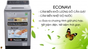 Đánh giá máy giặt Panasonic 10 kg NA-F100V5LRV